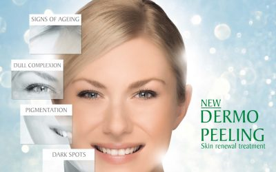 New Mary Cohr Dermo Peeling Facial – Skin Renewal Treatment